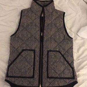 EUC, J Crew vest, XS